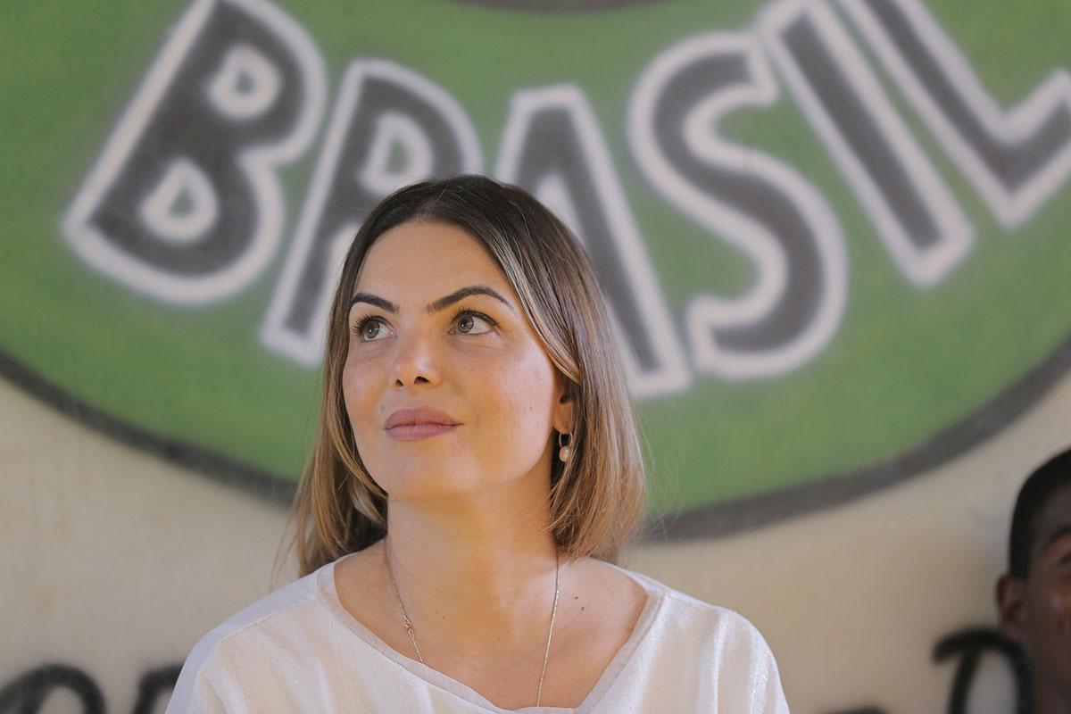 Paula Belmonte se capacita para o mandato