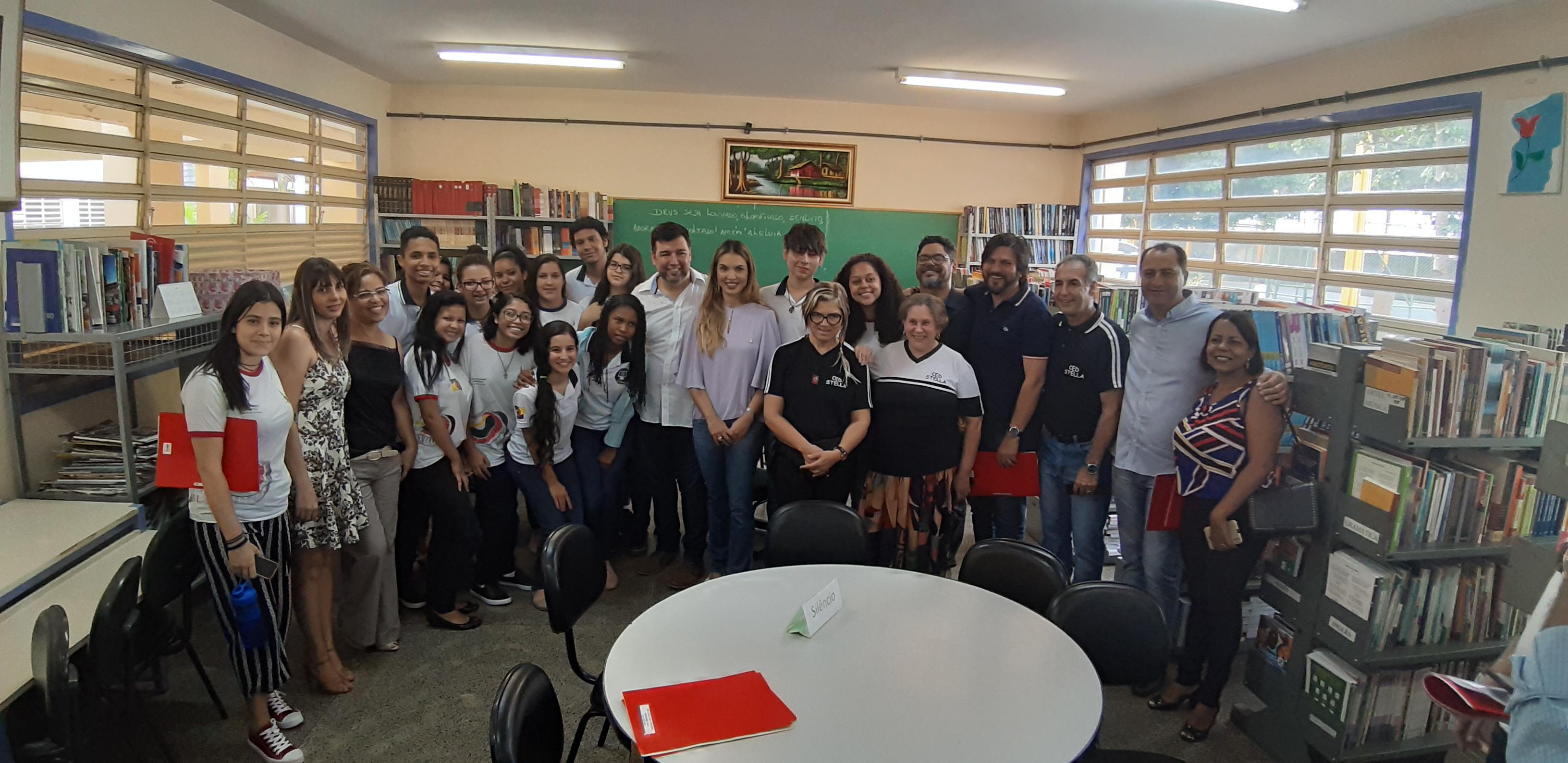 Escolas de Planaltina comprovam projetos de sucesso dentro e fora de sala de aula
