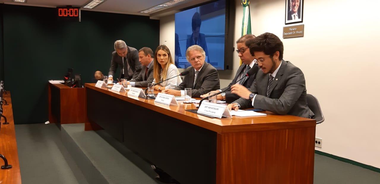 Paula Belmonte será vice-presidente da CPI do BNDES