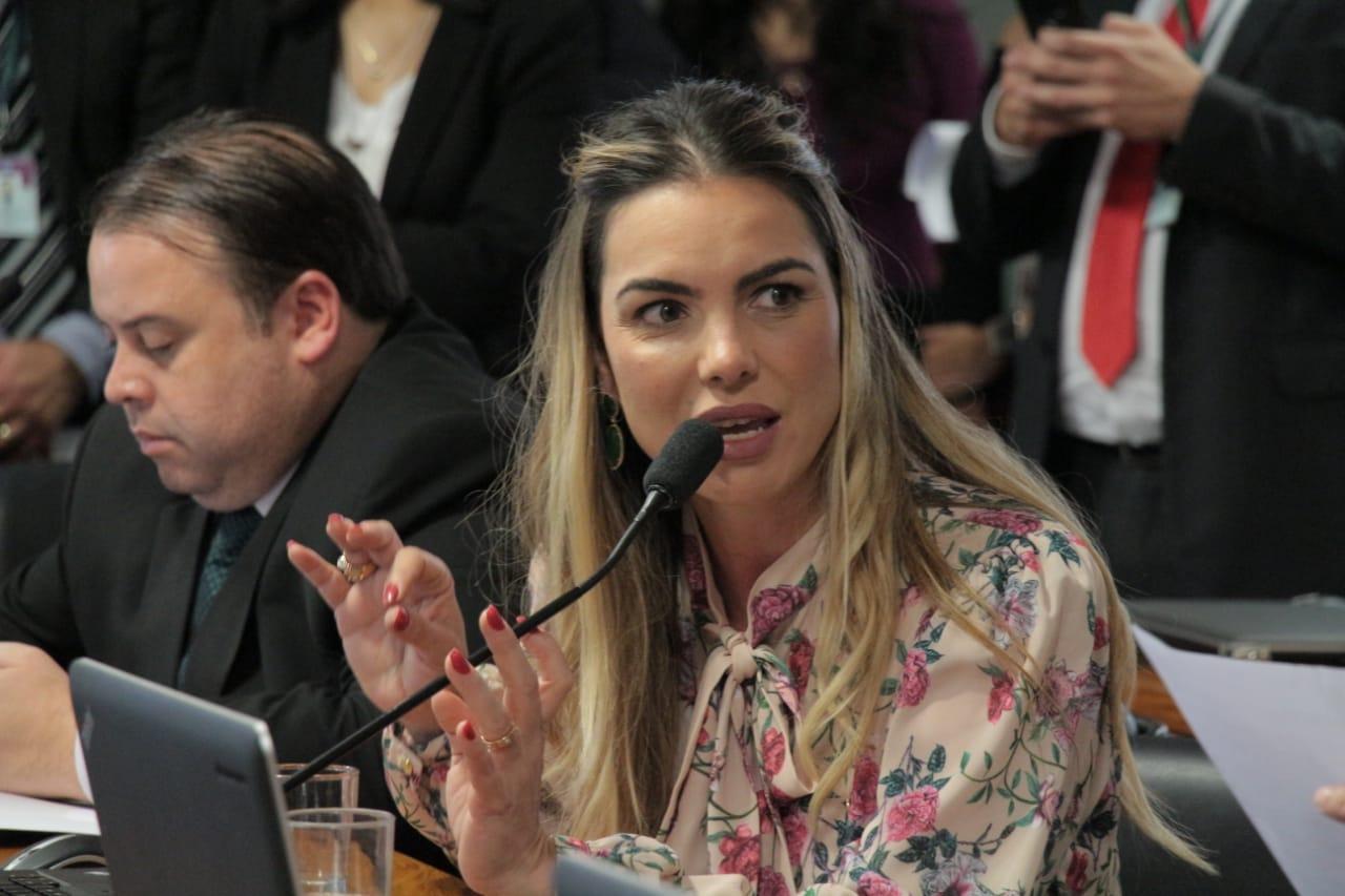 Paula Belmonte defende fundo específico para região metropolitana
