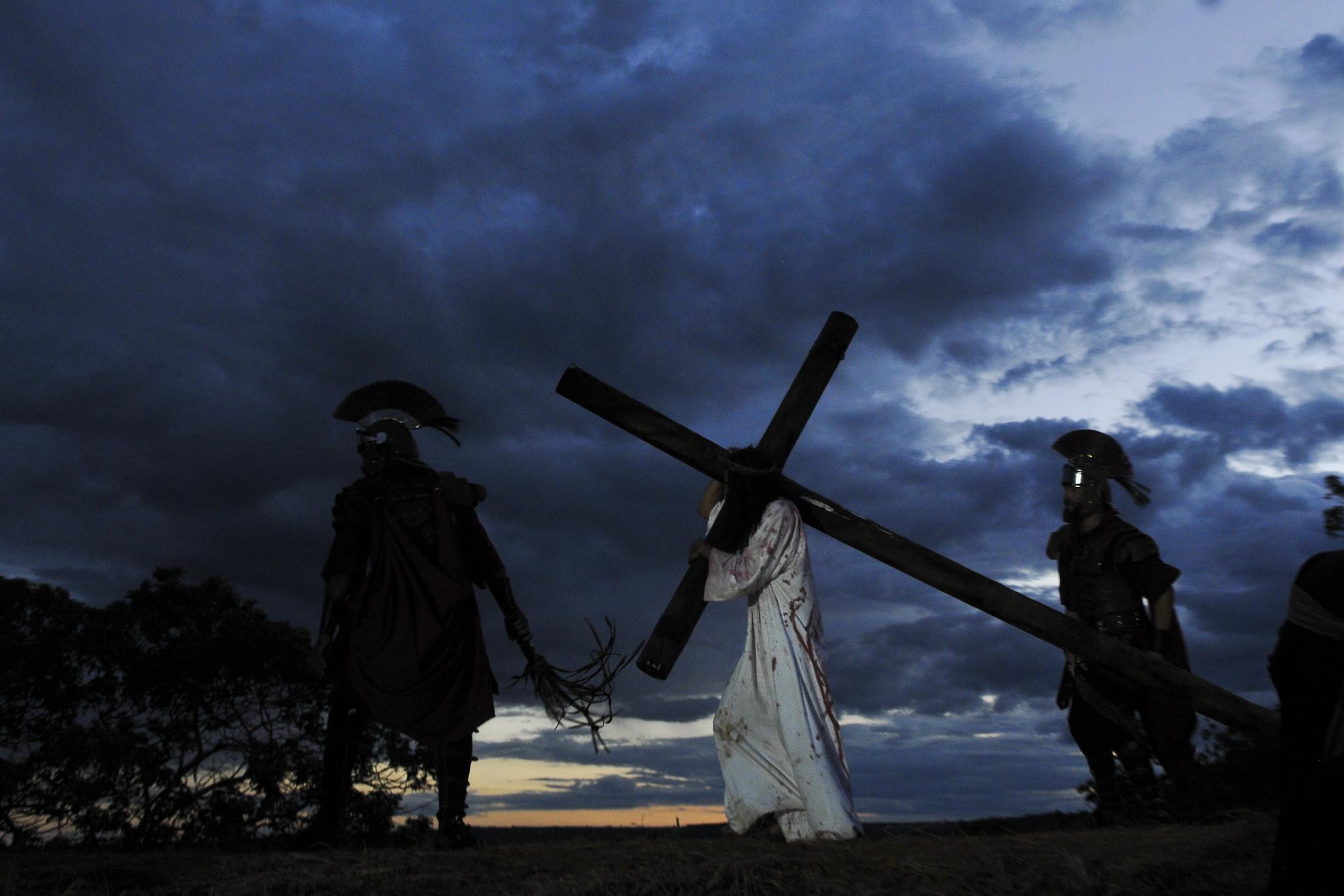 Distrito Federal é palco da maior encenação religiosa do Brasil