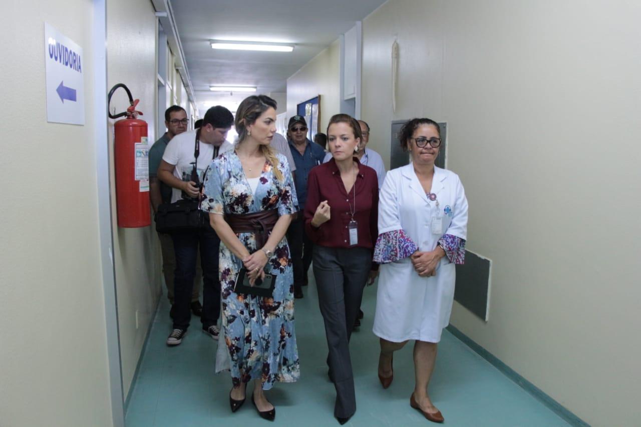 Priorizando as crianças, Paula Belmonte destina R$ 14 milhões para a saúde do DF