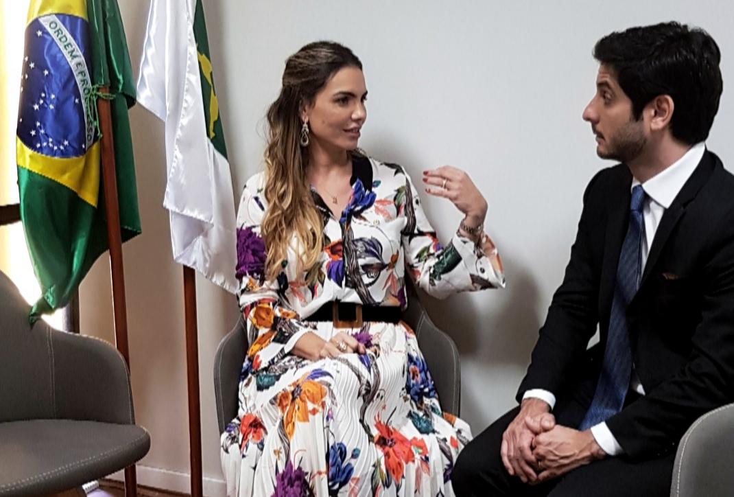 Ranking dos Políticos destaca liderança de Paula Belmonte