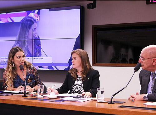 Paula Belmonte: Investir na primeira infância é aplicar no futuro do país