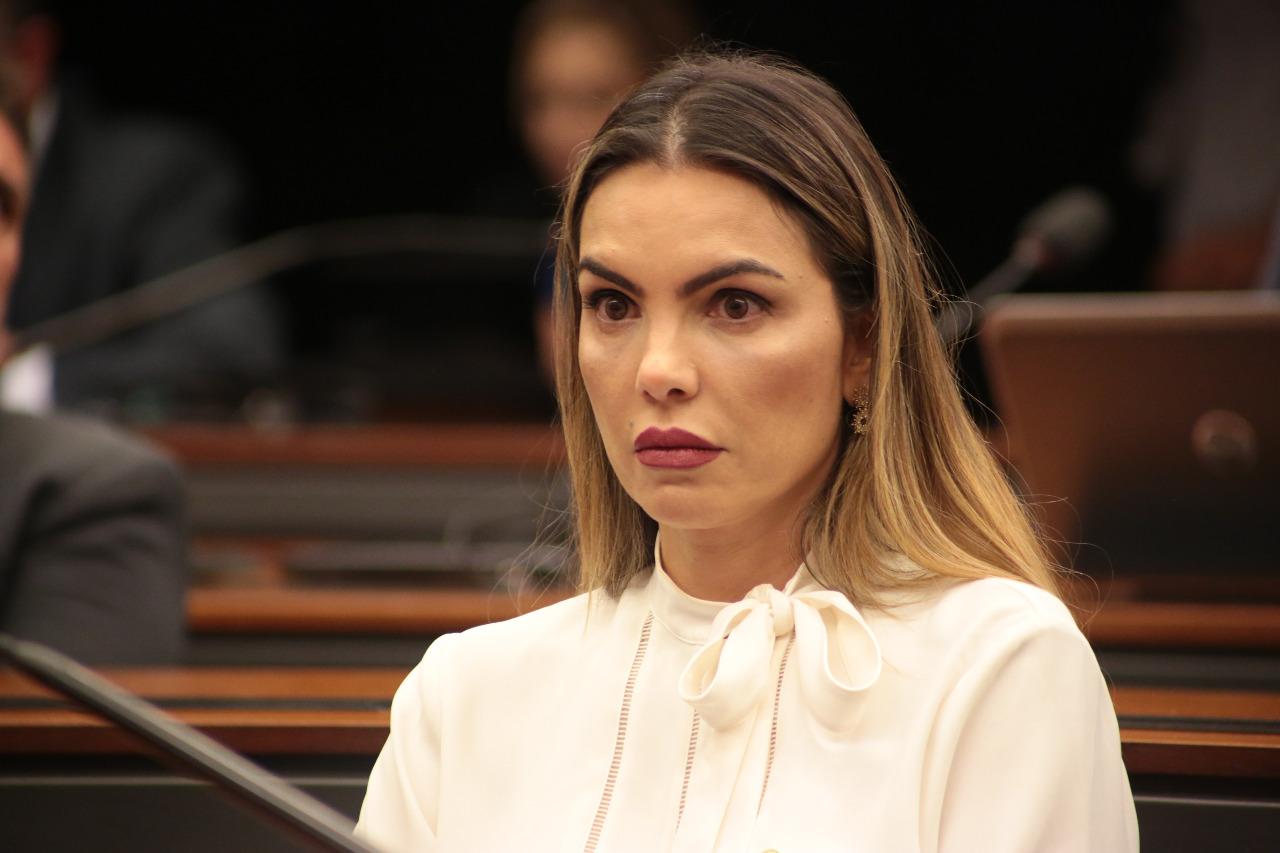 Paula Bemonte conclama sociedade a lutar contra a corrupção