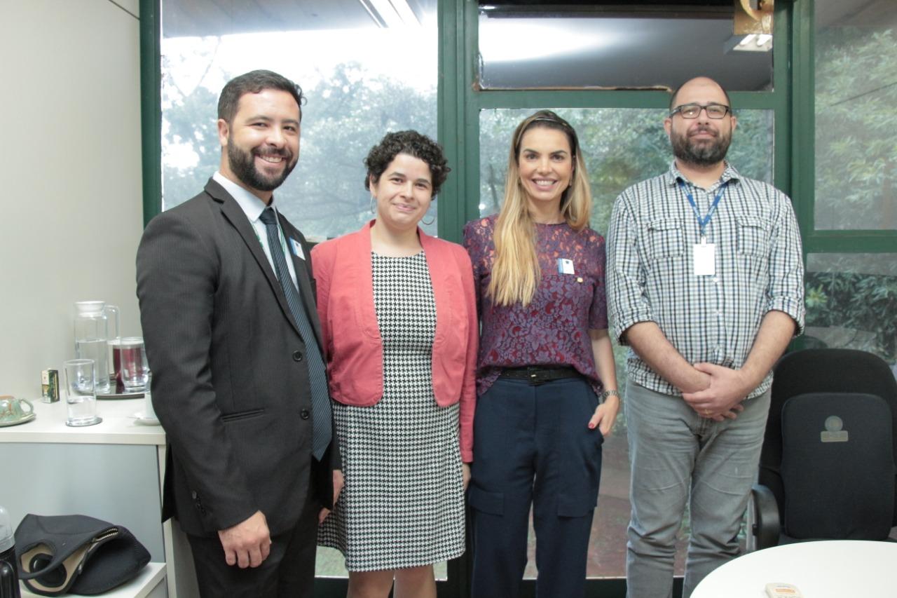 Paula Belmonte propõe emendas para duplicação da BR-080