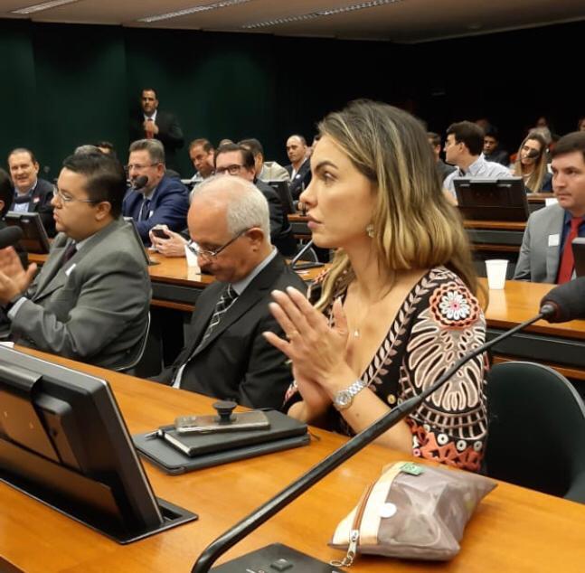 Na semana do respeito ao contribuinte, Paula Belmonte cobra avanços na legislação