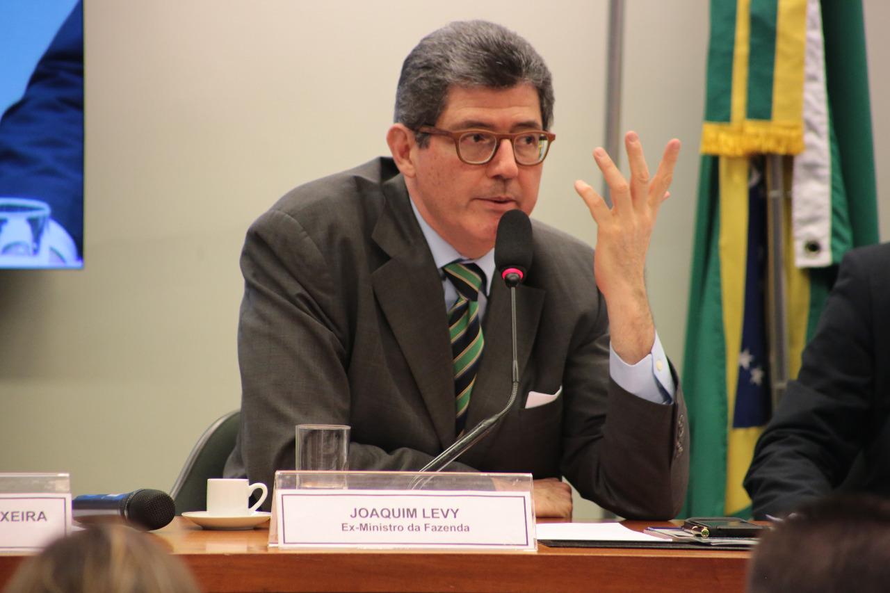 AO VIVO: Joaquim Levy depõe à CPI do BNDES