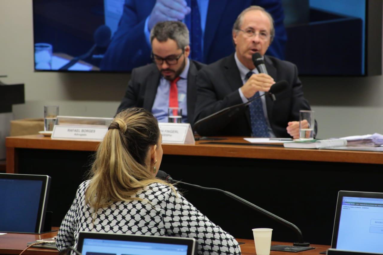 AO VIVO: CPI do BNDES ouve diretor da BNDESPar