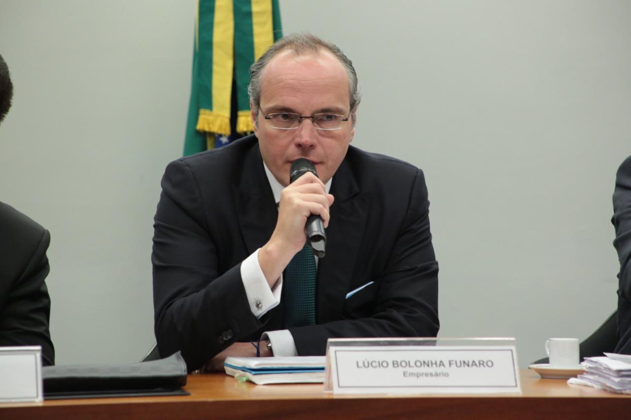 AO VIVO: CPI do BNDES ouve doleiro Lúcio Funaro