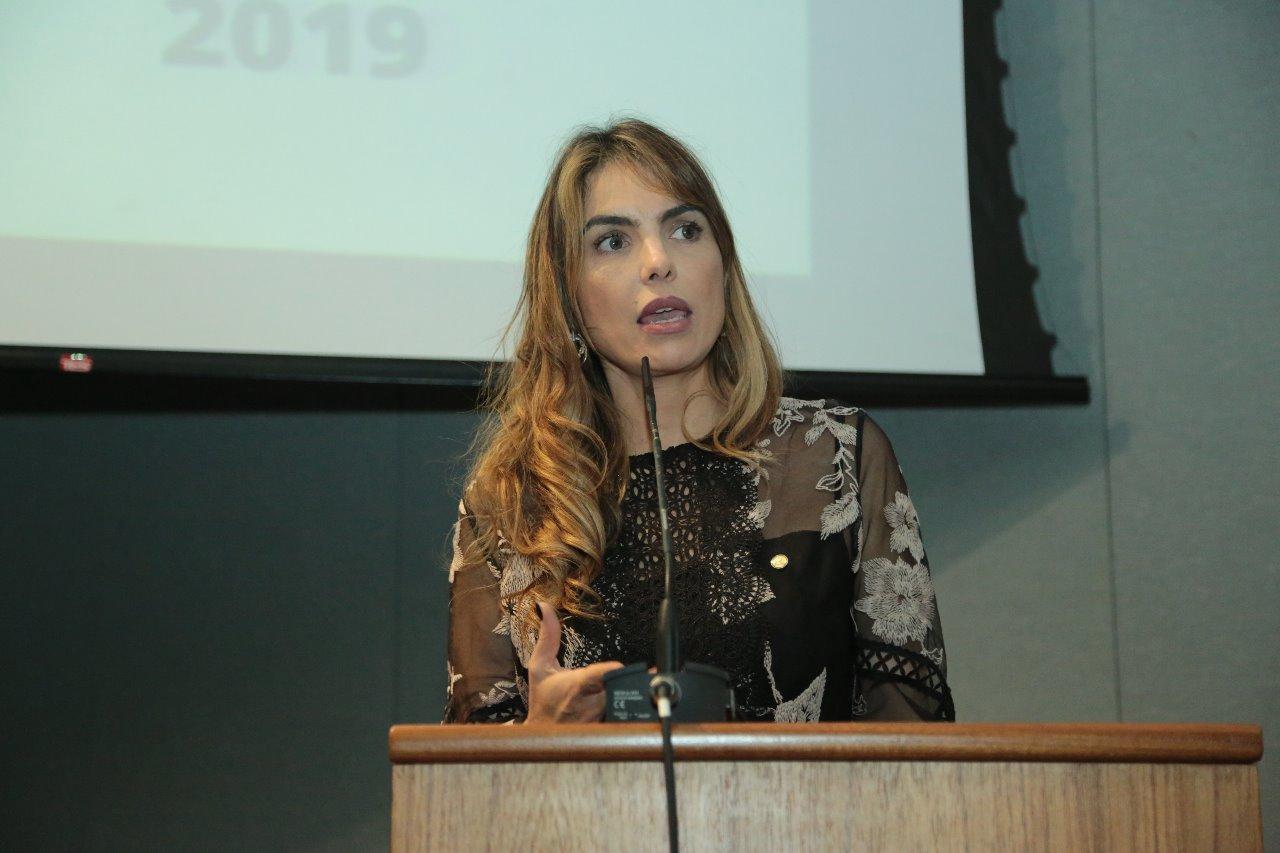 AO VIVO: Paula Belmonte apresenta plano de trabalho da Comissão de Políticas para a Primeira Infância