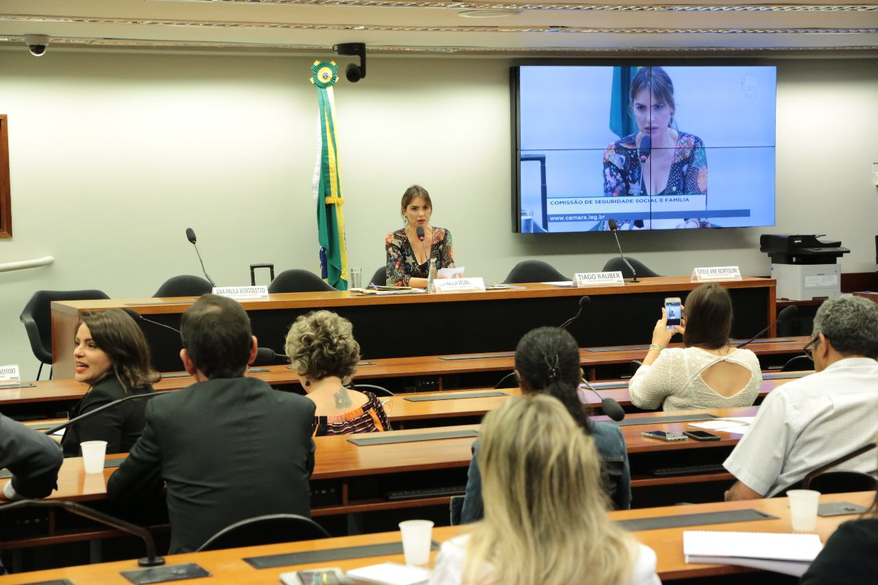 Audiência pública debate alimentação adequada e saudável no Brasil
