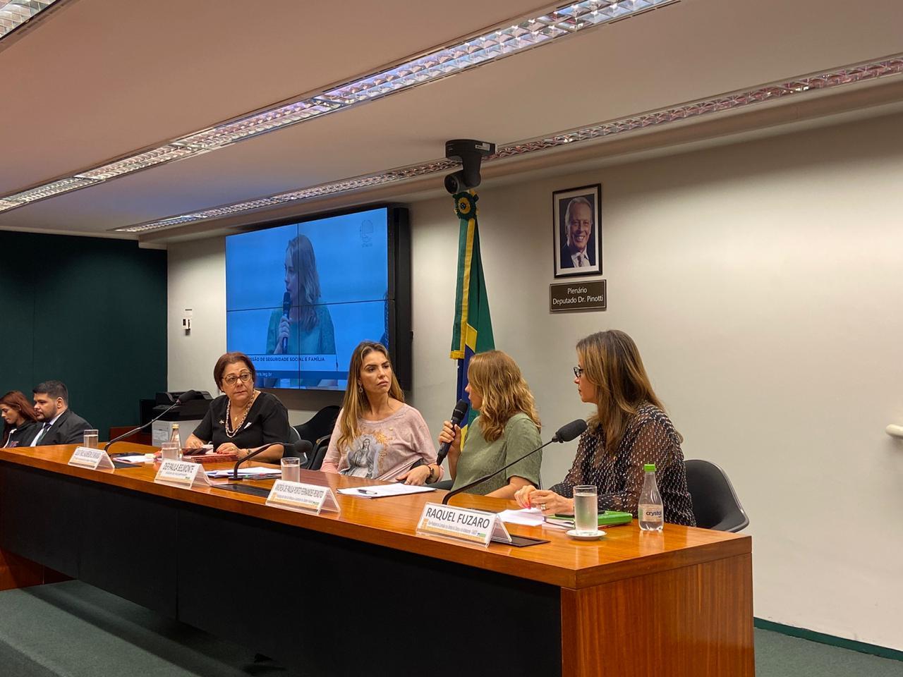 Paula Belmonte debate aplicação, avanços e dificuldades nos 30 anos de ECA