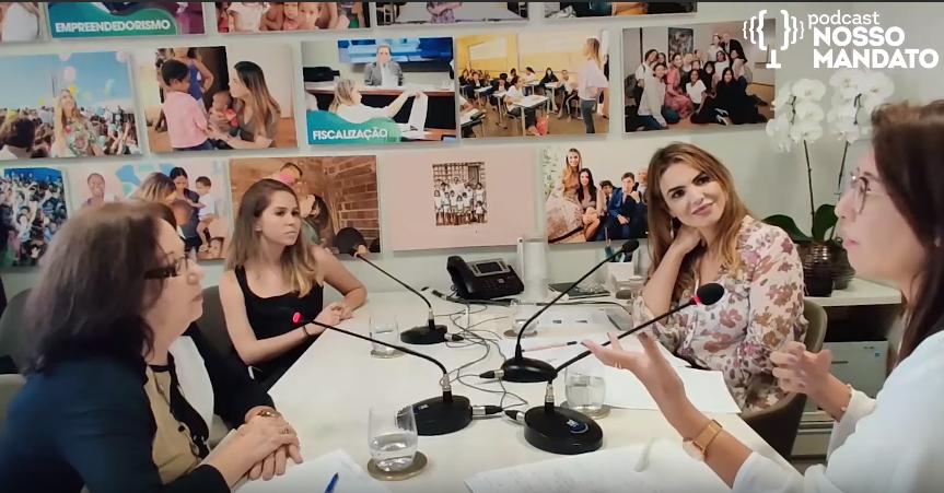PODCAST: Paula e convidados debatem a empresa jovem