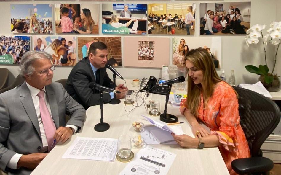 Paula Belmonte estreia podcast