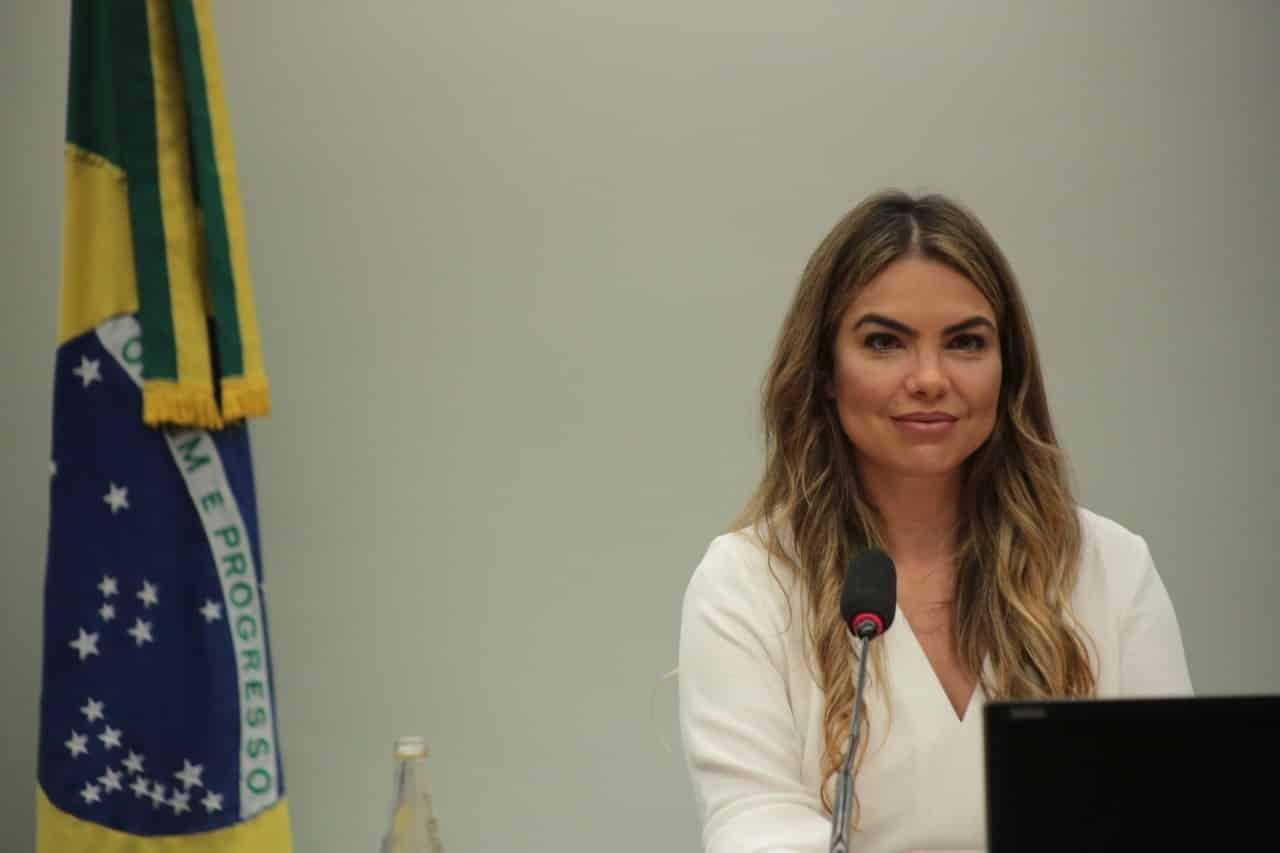 Paula Belmonte destaca papel da Construção Civil na geração de empregos