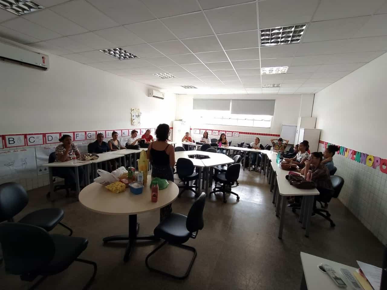 Emendas de Paula Belmonte garantem espaço para filhos de alunas do IFB em São Sebastião