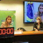 Ministério da Cidadania apresenta ações destinadas à primeira infância durante a pandemia em audiência pública