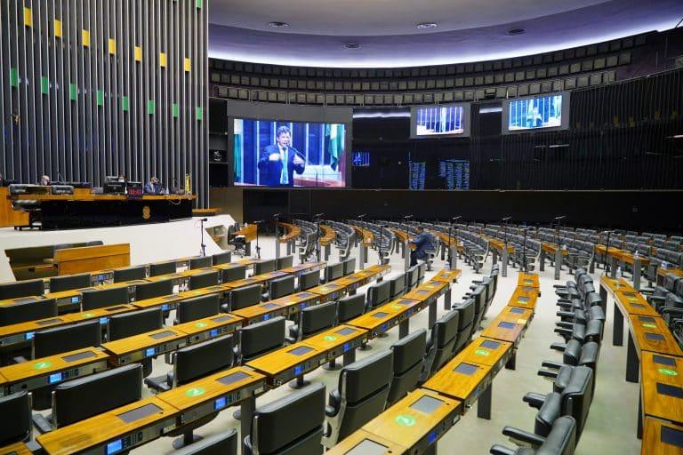 Plenário da Câmara deve votar projeto que acaba com supersalários