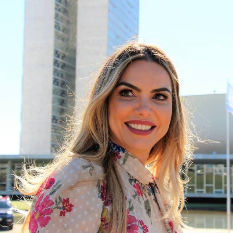 Paula Belmonte integra na Frente Parlamentar da Primeira Infância