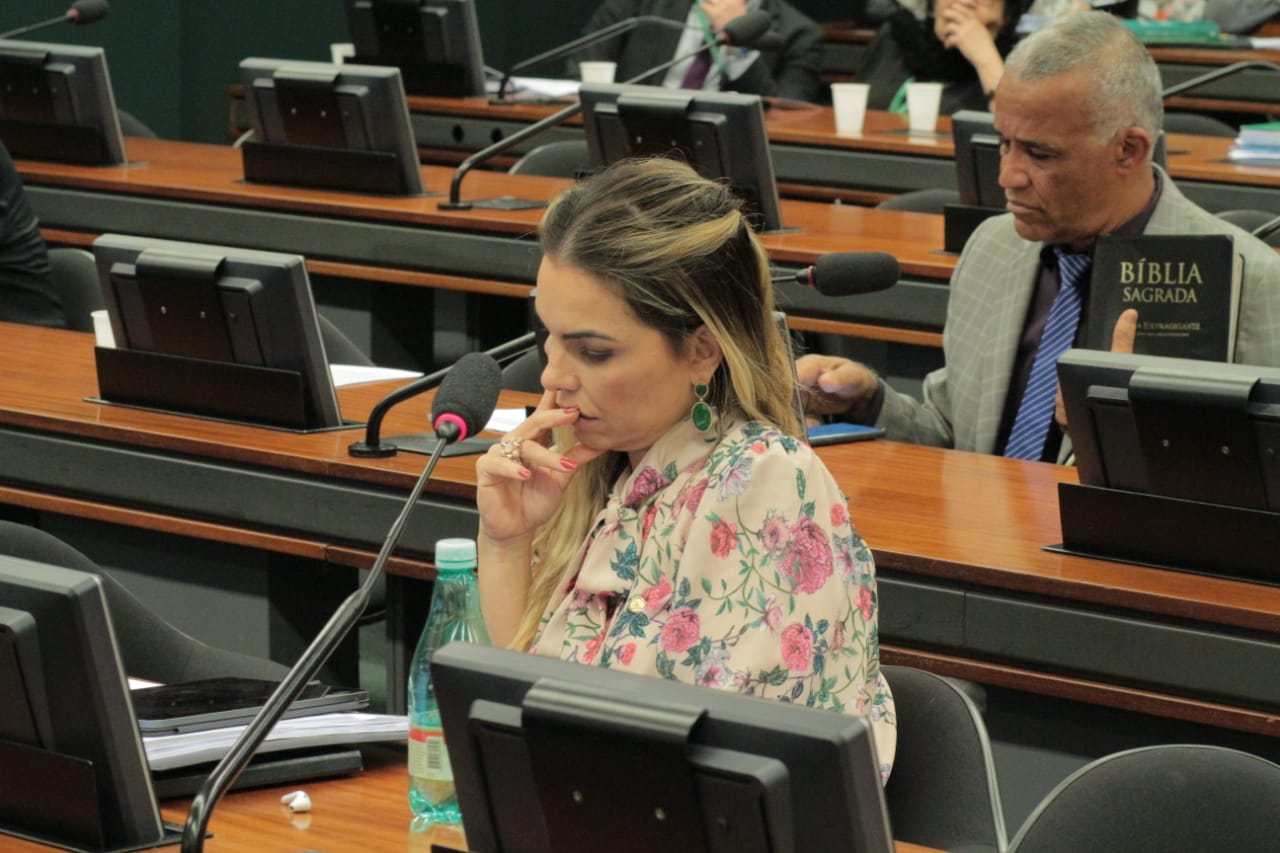 A pedido de Paula Belmonte, comissão realiza debate de ministros sobre verba da Petrobras
