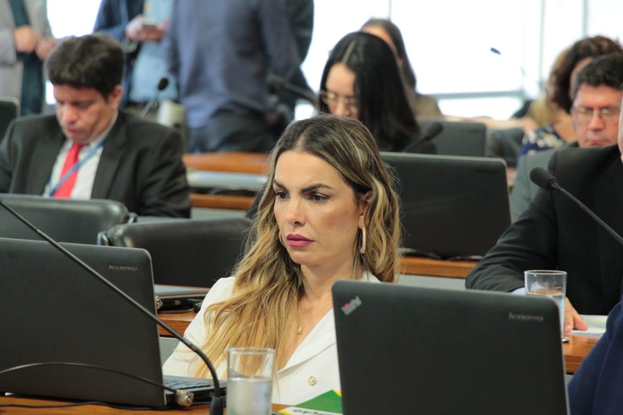 A pedido de Paula Belmonte, TCU vai enviar à CPI processos do grupo JBS no BNDES