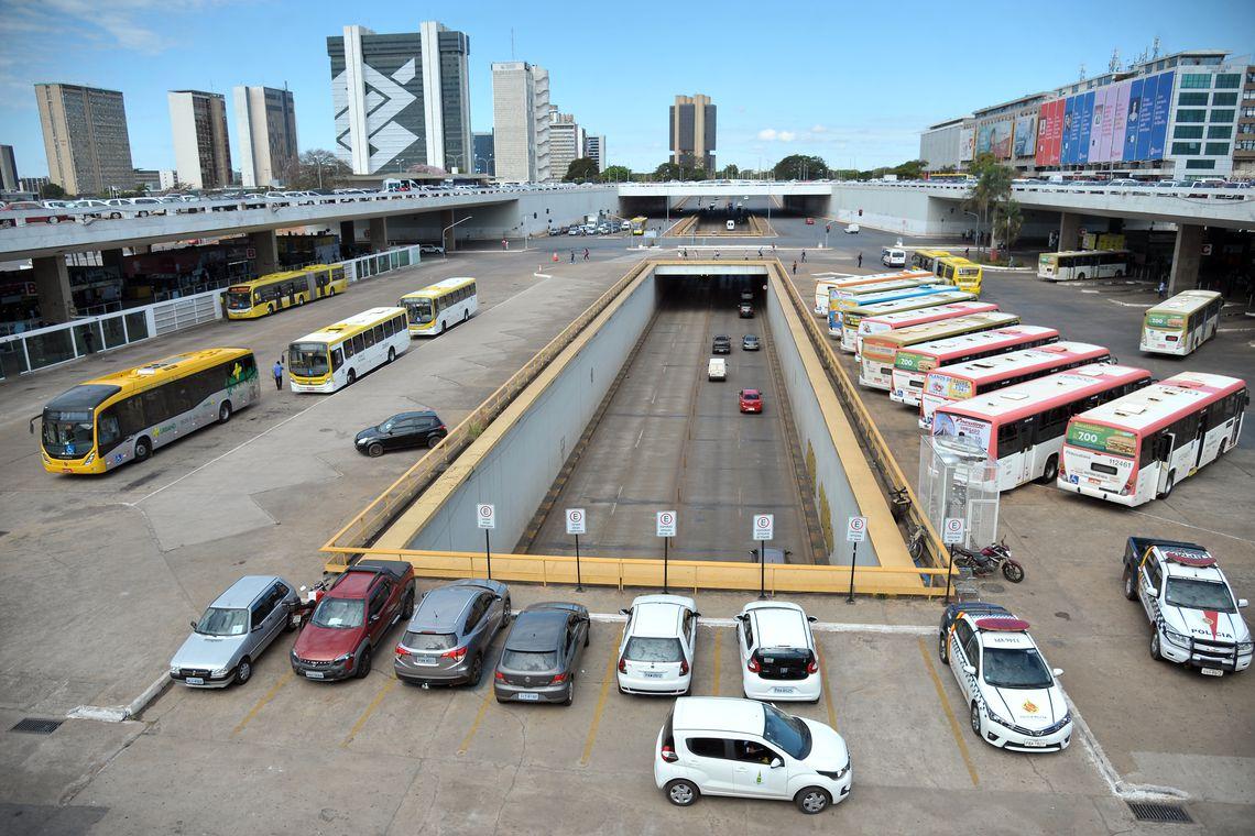 Estrutura da Rodoviária preocupa o DF, diz Paula Belmonte