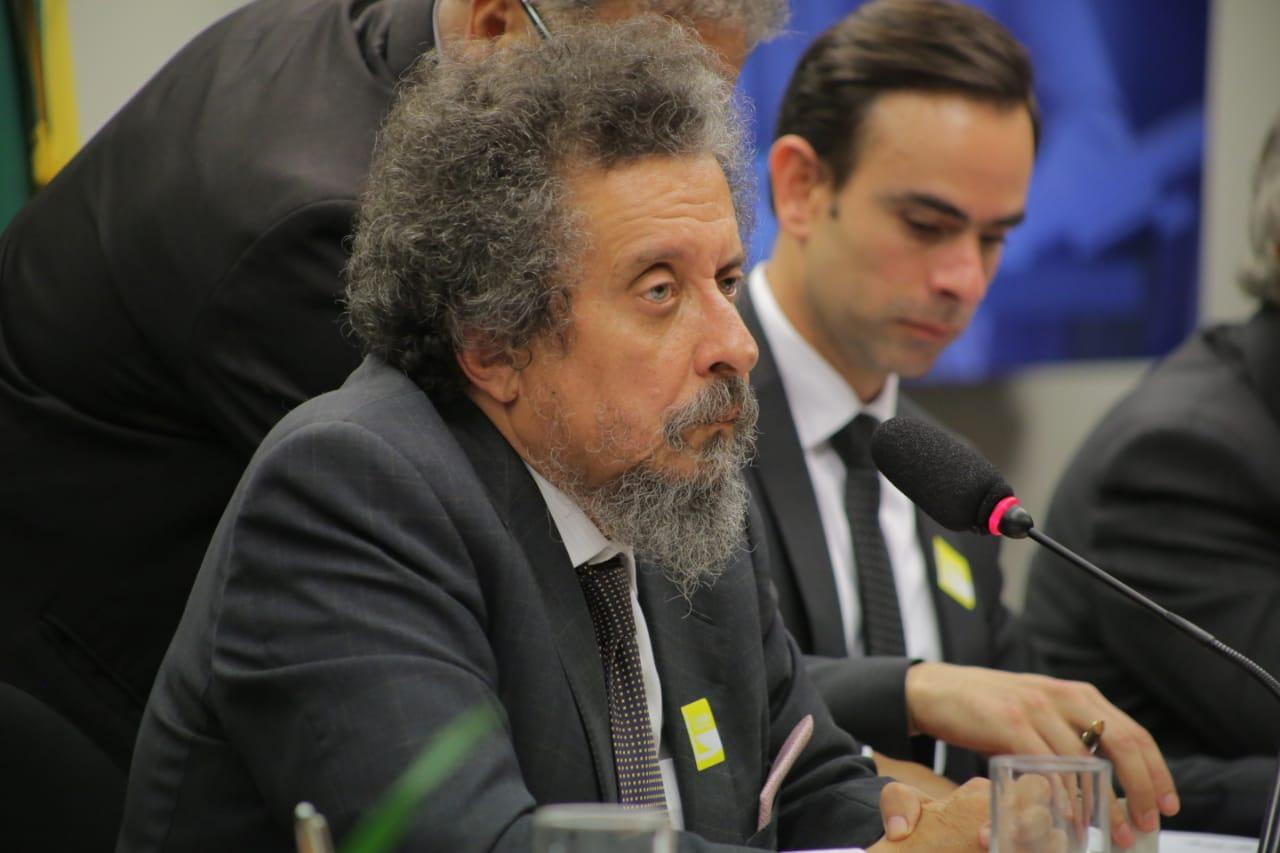 CPI: João Santana diz que Lula e Odebrecht influenciaram campanha eleitoral em El Salvador