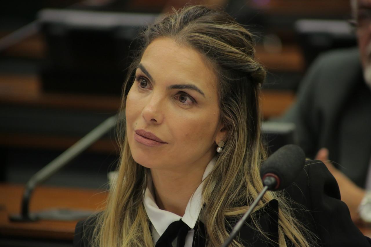 Membro da comissão especial, Paula Belmonte vê esperança na reforma tributária