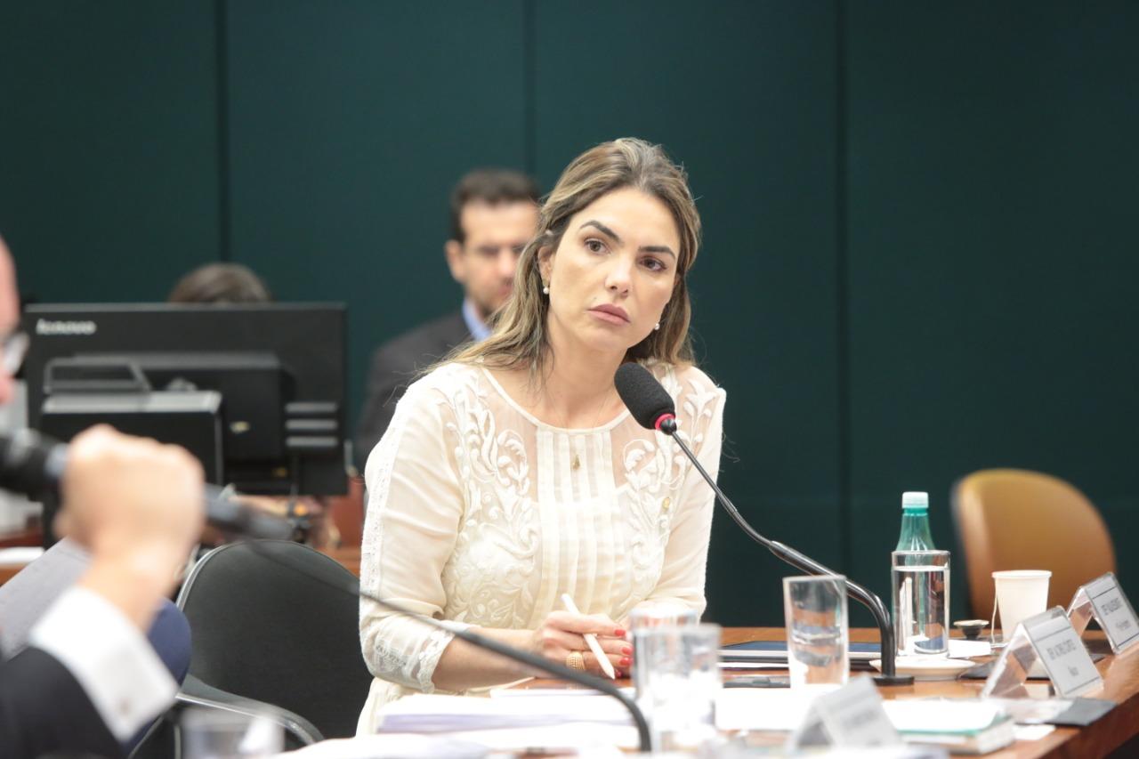 """""""Muito preocupante"""", diz Paula Belmonte sobre saída de Nelson Teich"""