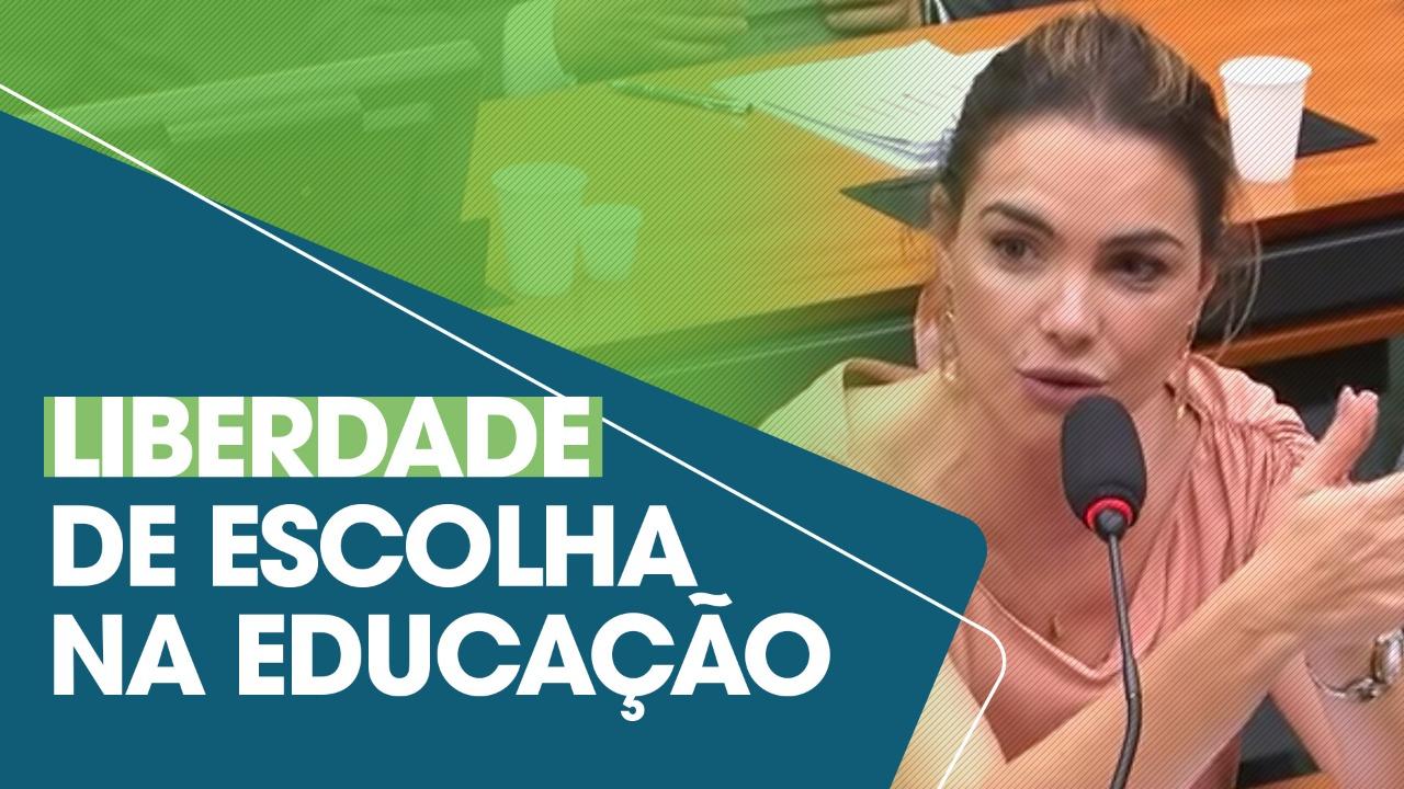 Paula Belmonte defende programa Future-se, do MEC