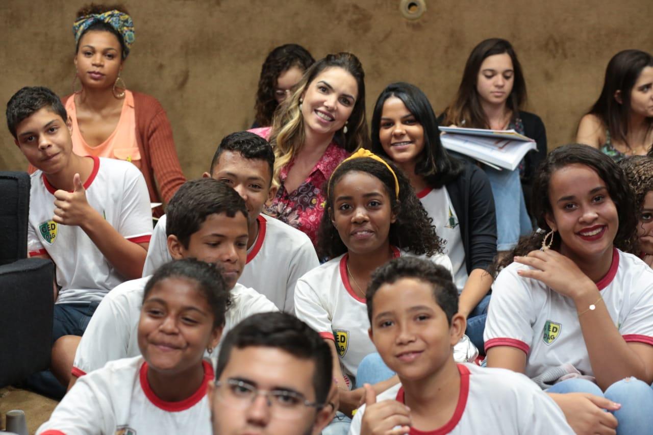 Projeto de Paula Belmonte destina recursos da mineração para a primeira infância