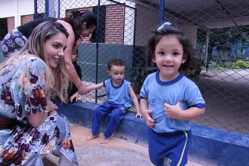 Emendas de Paula Belmonte garantem oito novas creches para o DF