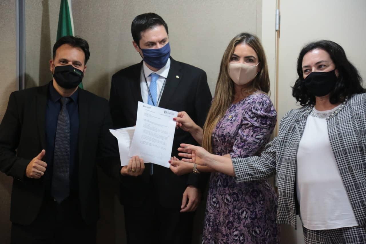 Paula Belmonte solicita ao Ministério da Justiça inclusão de conselhos comunitários de segurança em diretriz nacional