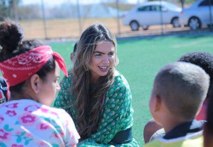 Dia da Infância: conheça as ações de Paula Belmonte em prol das crianças