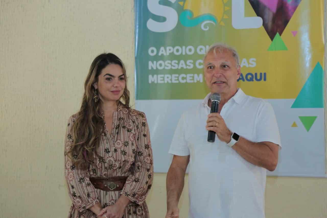 Instituto AMPB de Solidariedade atende 100 crianças e adolescentes do Sol Nascente
